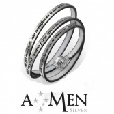 PADRE NOSTRO SILVER AMEN COLLECTION
